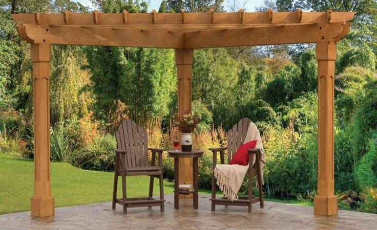 Corner Pergola Design Plans Carehomedecor