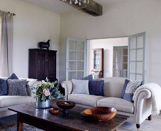Cosy Living Room Take Look Around Restored French