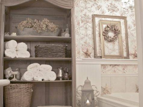 Cottage Bathroom Inspirations French Country