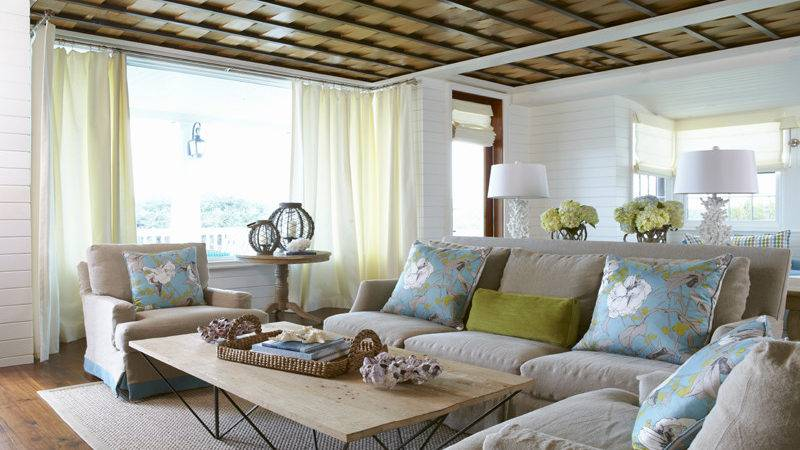 Cottage Beach House Interior Design Home Style