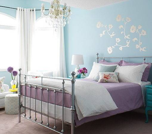 Cottage Blue Designs Purple Rooms Why Not