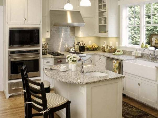 Cottage Kitchens Design Ideas
