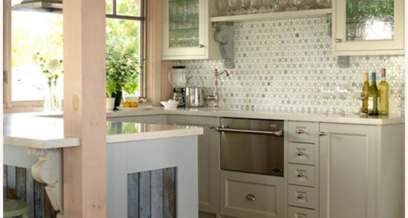 Cottage Small Rustic Kitchen Designs All Home Design Ideas