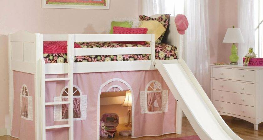 Cottage Standard Low Loft Tent Bed Bunk Beds