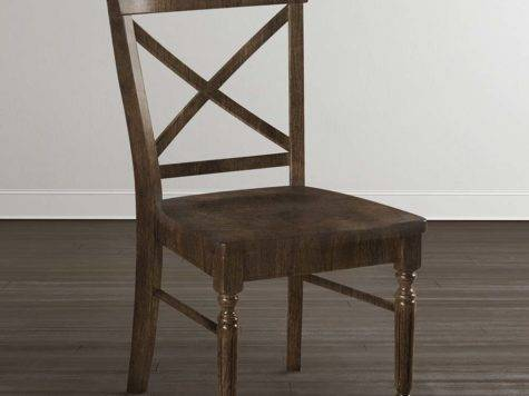 Cottage Style Dining Side Chair