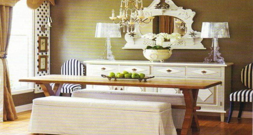 Cottage Style Kitchen Table Wainscoting Styles Dining