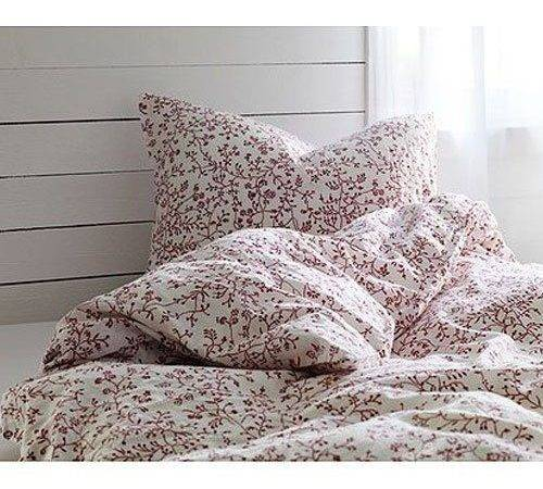Cotton French Country Style Duvet Cover Set