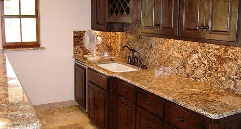 Countertop Backsplash Design Ideas