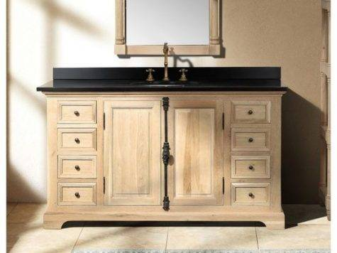 Country Bathroom Vanities Designs Ideas
