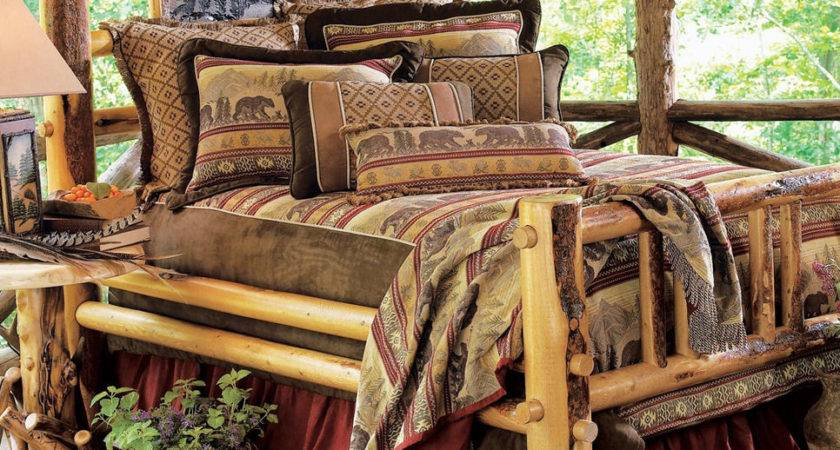 Country Bed Set Bedding Details