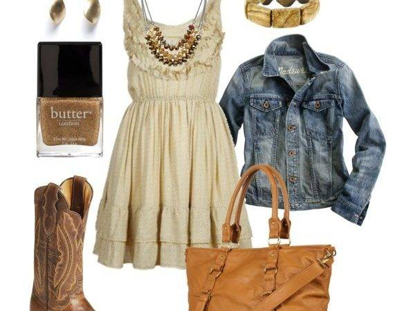Country Chic Favething