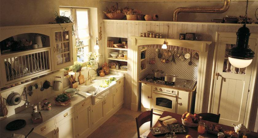 Country Chic Kitchen Old England Marchi Cucine