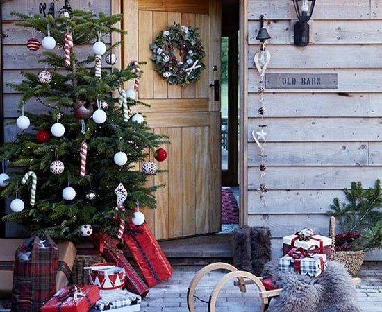 Country Christmas Decorating Ideas All