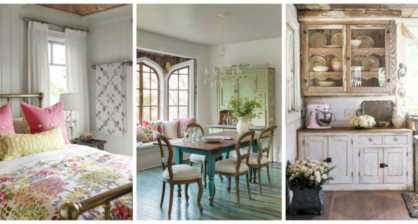 Country Cottage Decorating Ideas Style