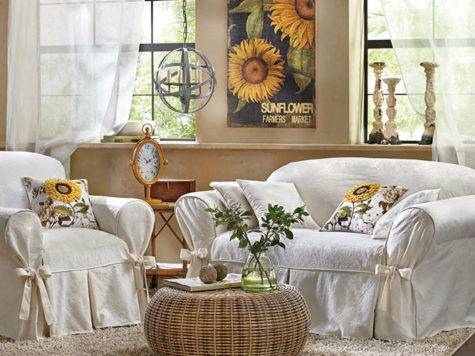 Country Cottage Decorating Ideas