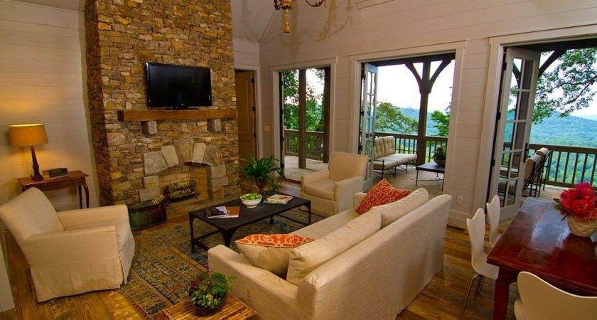 Country Cottage Living Room Ideas Peenmedia