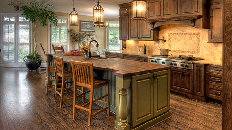 Country Home Ideas Kitchens Kitchen Design
