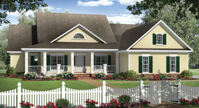 Country Home Plans Style Designs