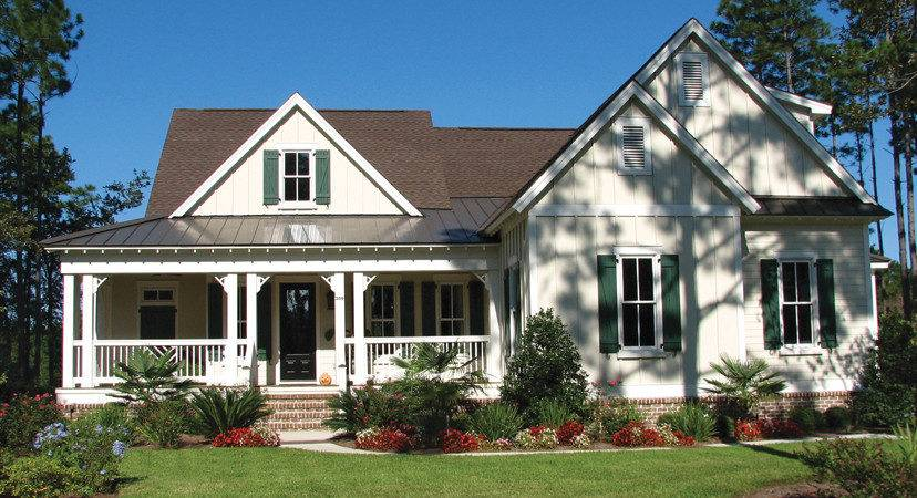 Country House Plans Designs