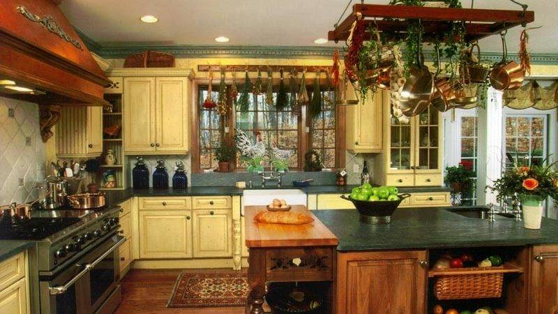 Country Kitchen Designs Home Project