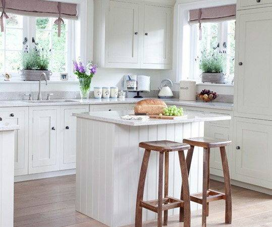 Country Kitchen Islands Breakfast Bar