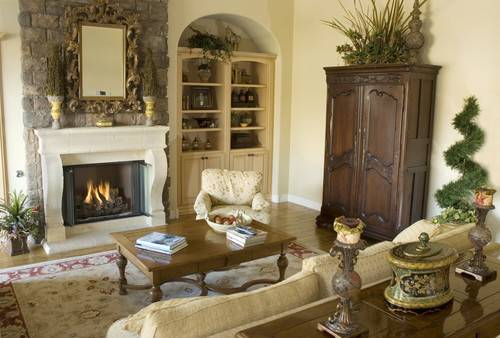 Country Living Room Decorating Ideas Interior Design