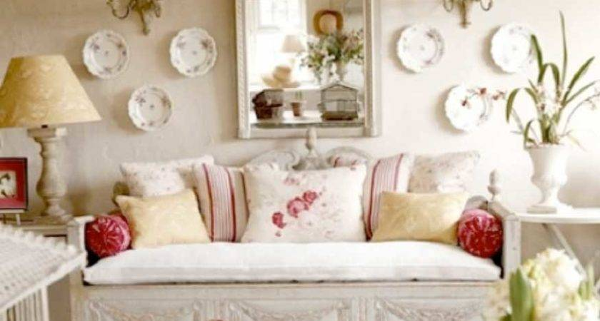 Country Shabby Chic Decor Ideas Home Design