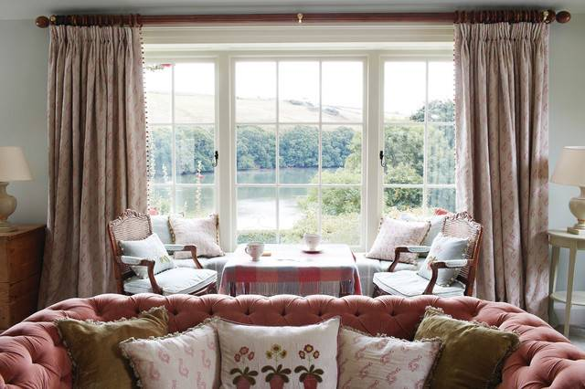 Country Sitting Room Scenic