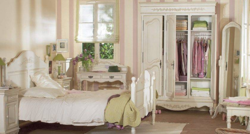 Country Style Bedroom Furniture Sets French