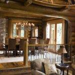 Country Style Dining Rooms Old Farmhouse Interior