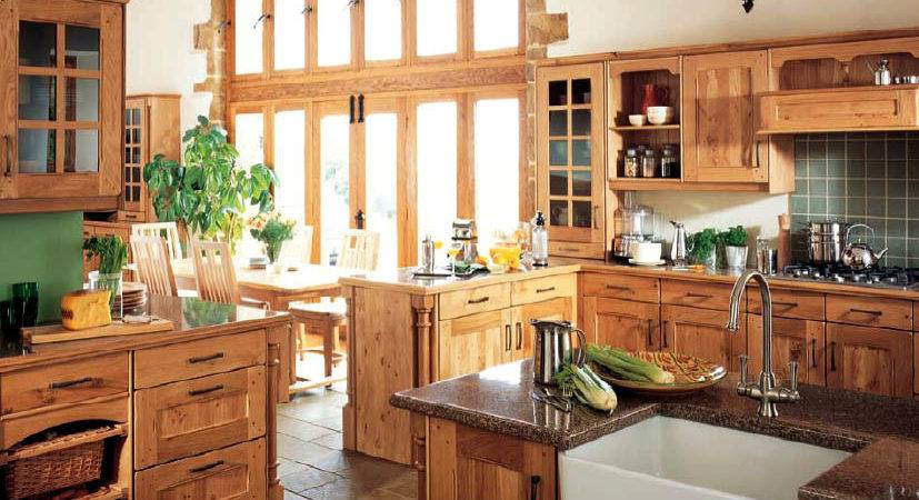 Country Style Kitchen Ideas Compact Layouts Roohome