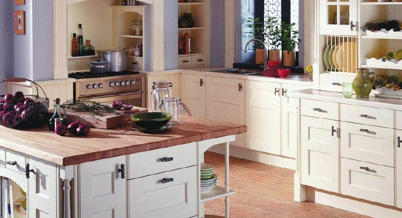 Country Style Kitchens Decorating Ideas Modern