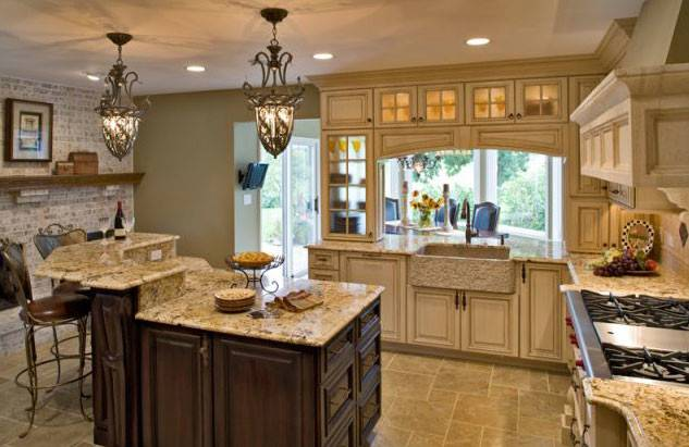 Country Tuscan Kitchen Styles Home Design Decor Reviews