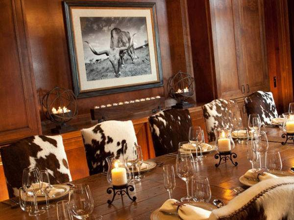 Cowhide Dining Chairs Grace Lovely Areas Home