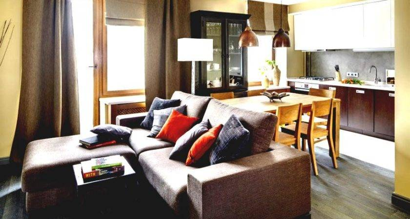 Cozy Apartments Interior Luxury Furniture Homelk