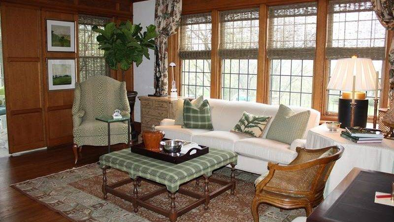 Cozy Country Living Room Designs