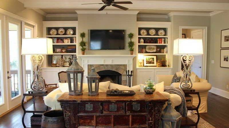 Cozy Decorating Ideas Living Rooms Rustic Room