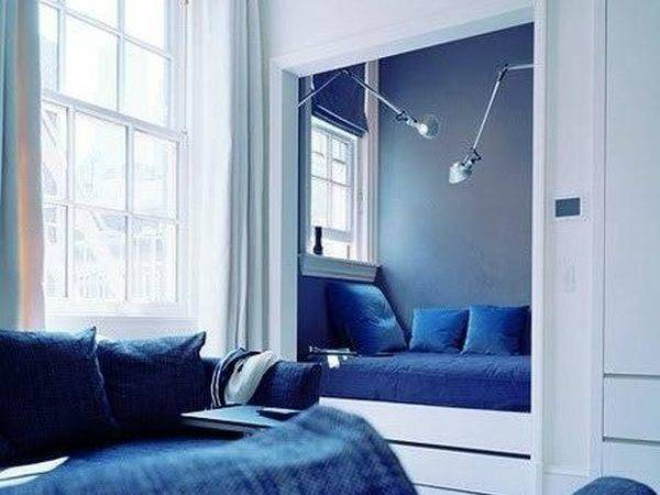 Cozy Stylish Alcove Beds Add Character Home
