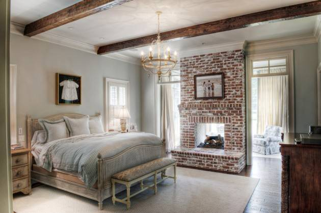 Cozy Traditional Bedroom Design Decoration Ideas