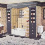 Crane Bathroom Modern Design Mid Century