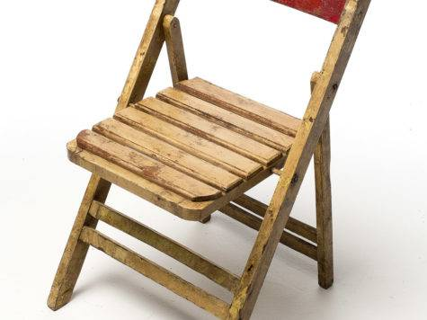 Crboger Distressed Wooden Chairs Crafted Blue