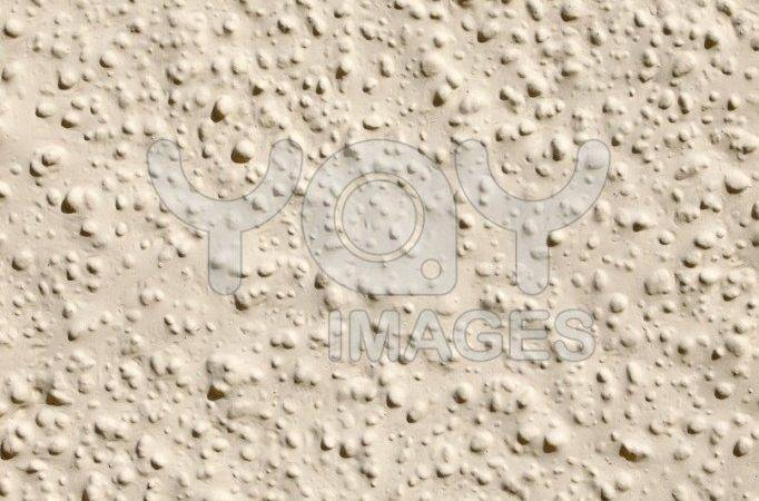 Cream Color Wall Coating Texture Abstract