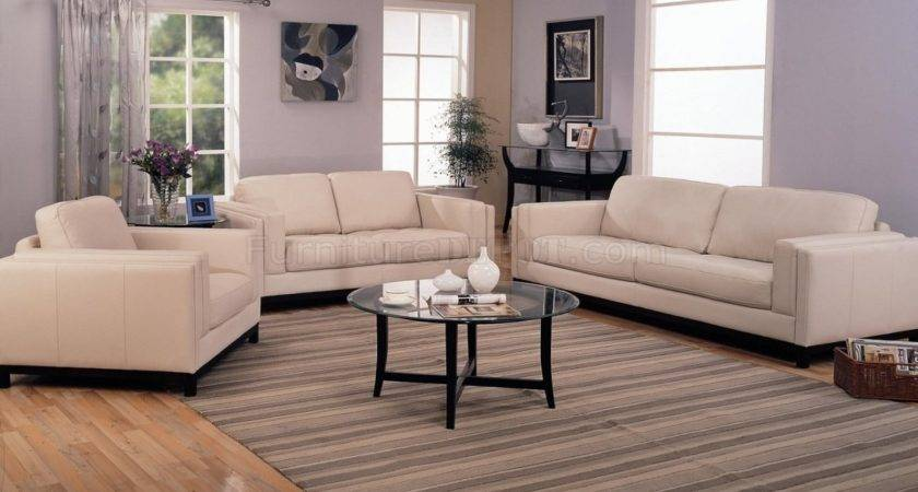 Cream Leather Sofa Living Room Ideas Home Fatare