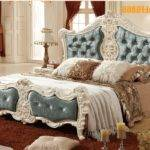 Cream Painted Shabby Chic Wood Bedroom Furniture Sweet