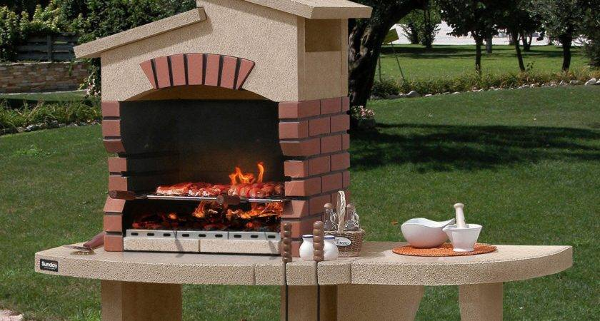 Create Brick Bbq Plans Before Building Barbeque Grill