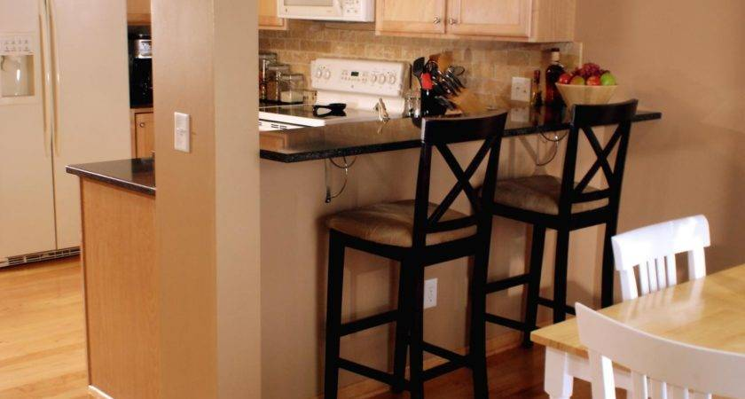 Create Raised Bar Your Kitchen Tos Diy