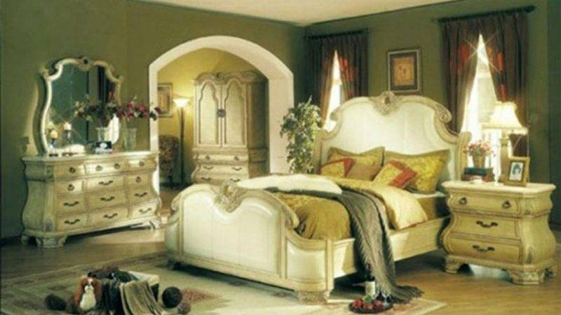 Creating French Country Decorating Bedroom Suite