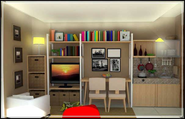 Creating Interior Design Apartment Type Studio Home