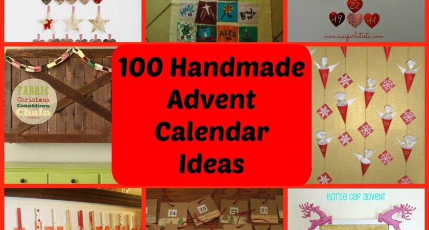 Creating Way Success Ideas Handmade Advent