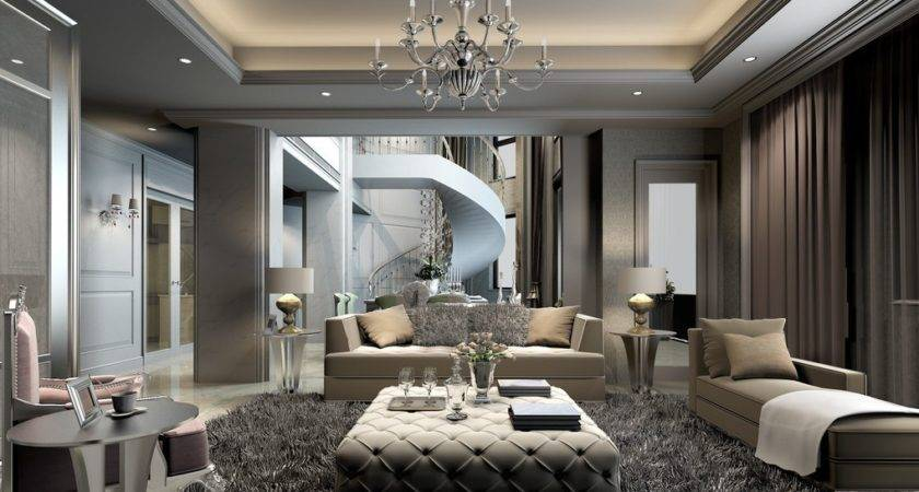 Creative Ceiling Design Dining Living Room House